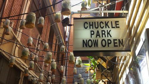 Chuckle Park, Melbourne, Victoria, Australia