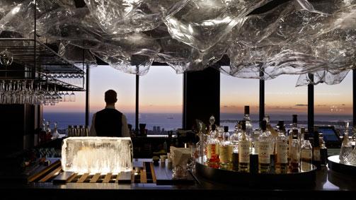 Lui Bar, Rialto, Melbourne, Victoria, Australia