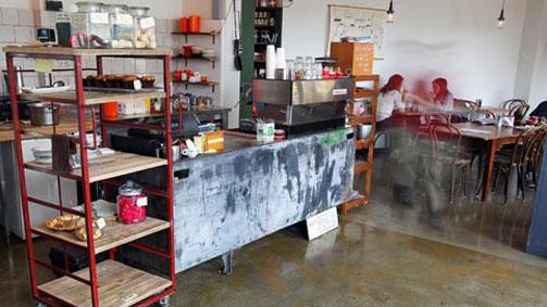 Truman Cafe, Melbourne, Victoria, Australia