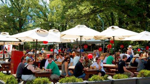 Village Brasserie, Melbourne, Victoria, Australia