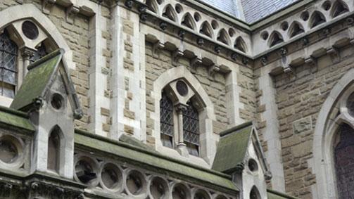 Scots' Church, Melbourne, Victoria, Australia