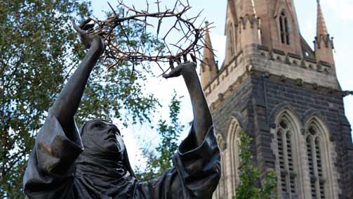 St Patrick's Cathedral, Melbourne, Victoria, Australia