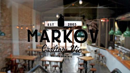 Markov, Melbourne, Victoria, Australia