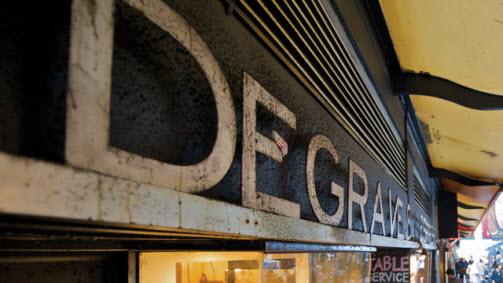 Degraves Espresso Bar, Melbourne, Victoria, Australie