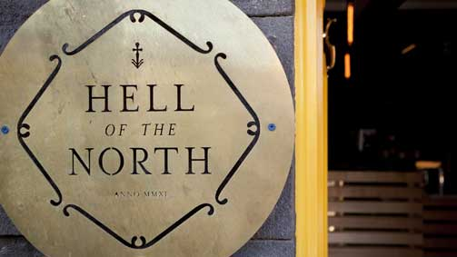 Hell of the North, Melbourne, Victoria, Australia