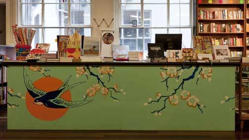 Metropolis Bookstore, Melbourne, Victoria, Australia