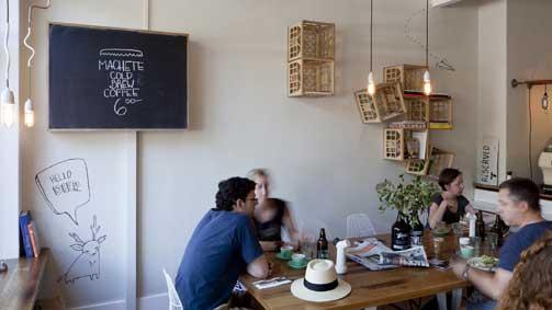 Twenty & Six Espresso, Melbourne, Victoria, Australia
