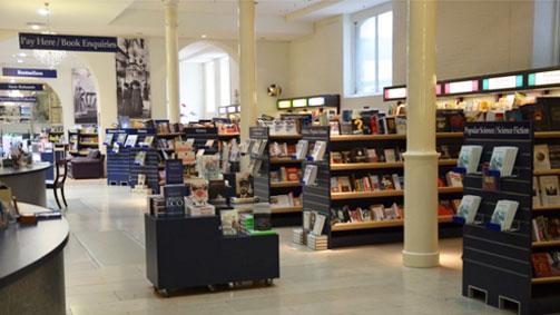 Reader's Feast Bookstore, Melbourne, Victoria, Australia. Image: Hilary Bradford