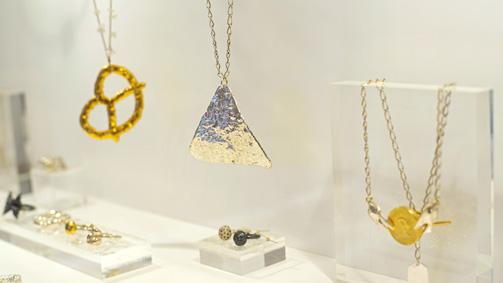 Lucy Folk Jewellery Store, Melbourne, Victoria, Australia
