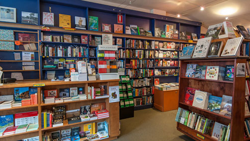 The Sun Bookshop, Melbourne, Victoria, Australia