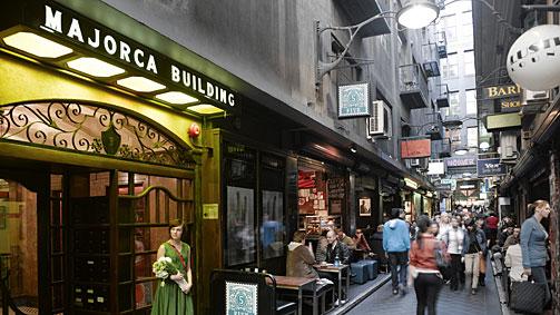 Centre Place, Melbourne, Victoria, Australia