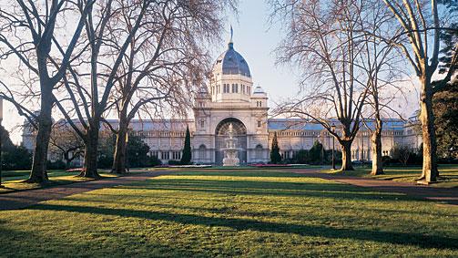 Royal Exhibition Building, Melbourne, Victoria, Australia