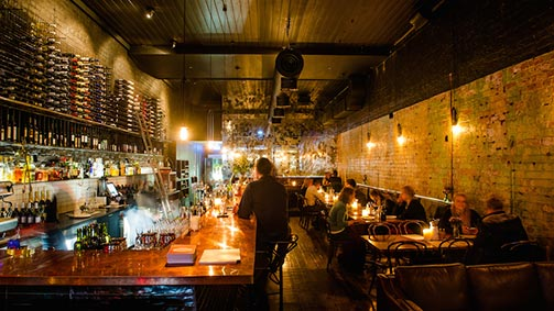 The Meatball and Wine Bar, Collingwood, Melbourne, Victoria, Australia