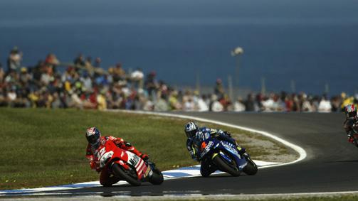 澳大利亚摩托车大奖赛,菲利普岛,维多利亚州,澳大利亚 图片来自:Getty Images