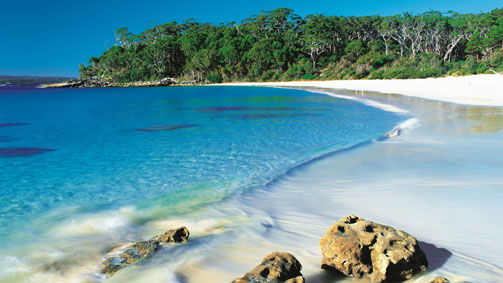 Jervis Bay, New South Wales, Australien