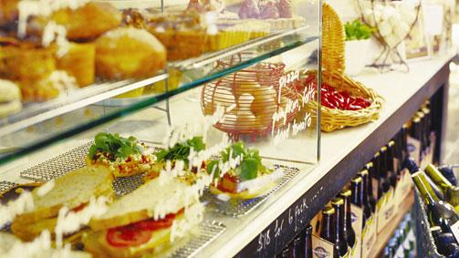 Healesville Harvest Cafe, Healesville, Yarra Valley and Dandenong Ranges, Victoria, Australia