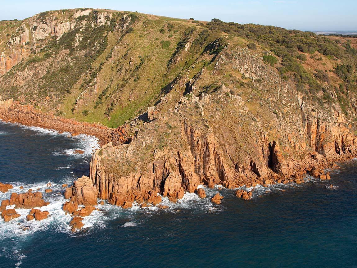 Cape Woolamai, Phillip Island, Victoria, Australia