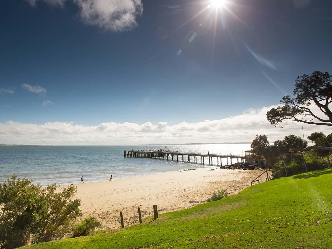 Cowes Beach, Phillip Island, Victoria