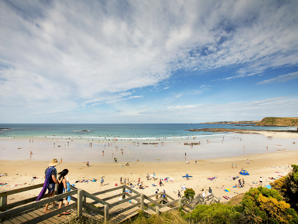 Smiths Beach, Phillip Island, Victoria, Australia