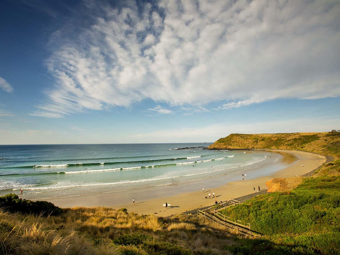 YCW Beach, Phillip Island, Victoria, Australia