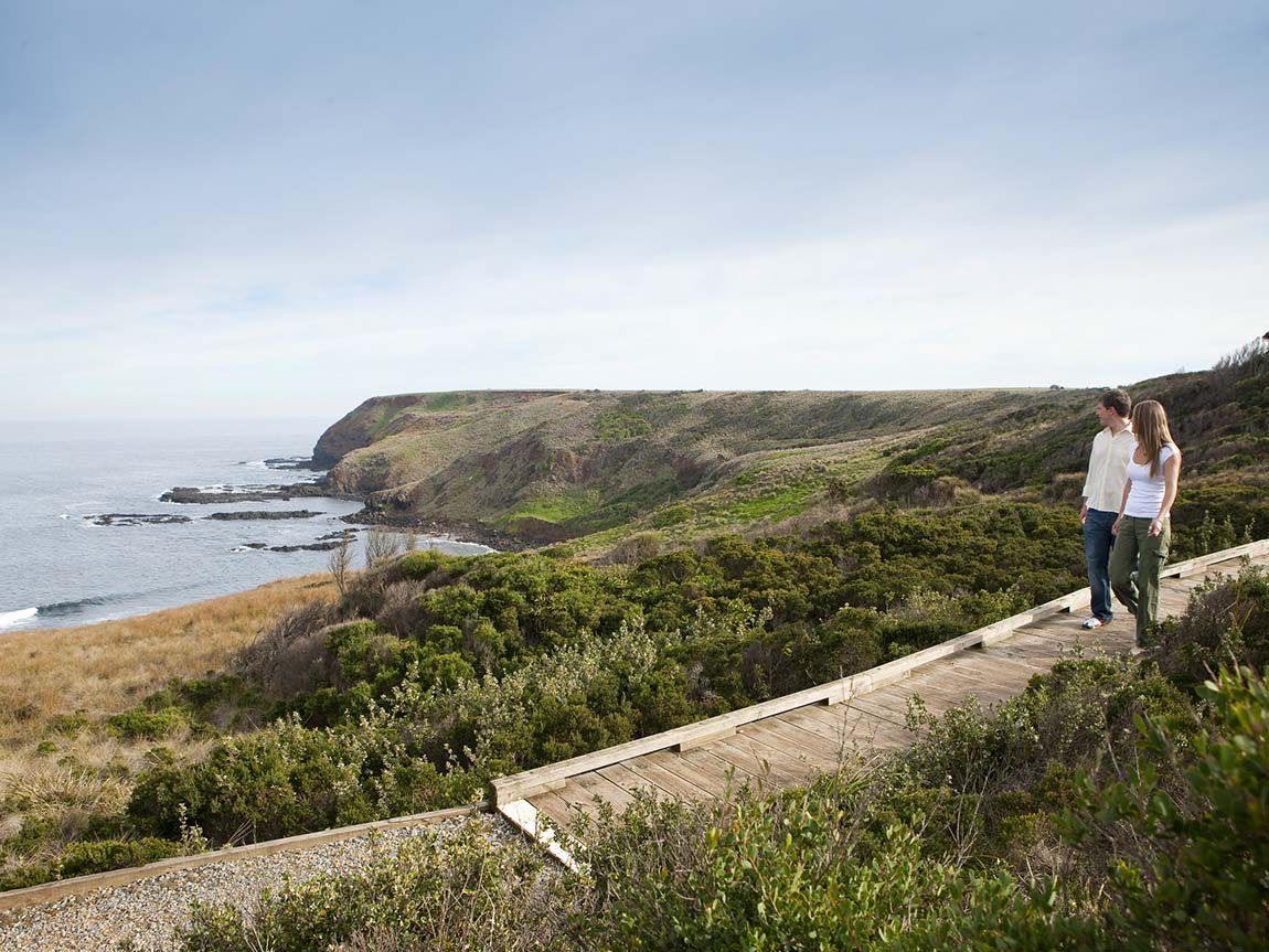 Pyramid Rock Walk – Storm Bay, Phillip Island, Victoria, Australia