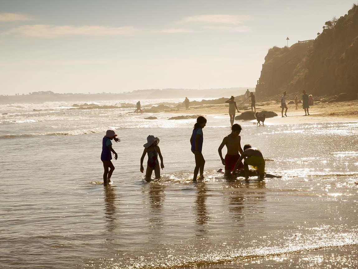 Surf Beach, Phillip Island, Victoria, Australia