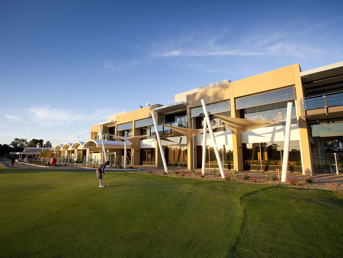 Rich River Golf Club Resort, the Murray, Victoria, Australia