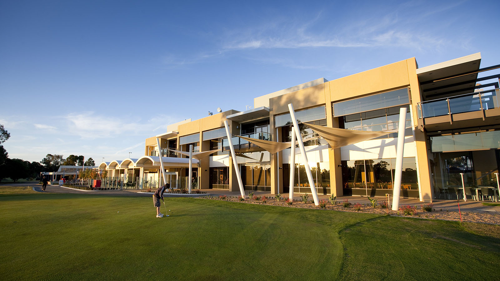 Rich River Golf Club Resort, The Murray, Victoria, Australia