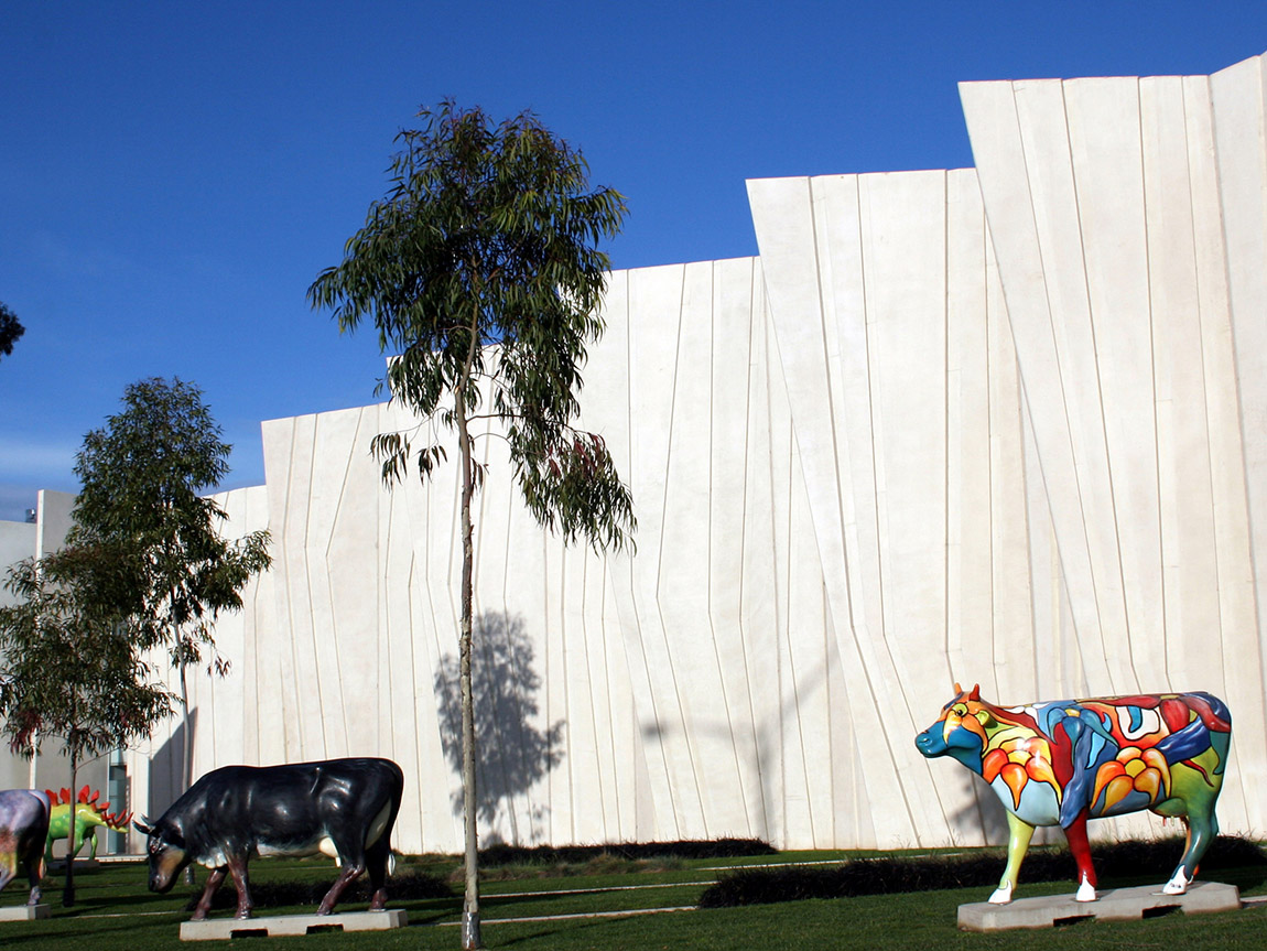 Mooving Art, Shepparton, The Murray, Victoria, Australia
