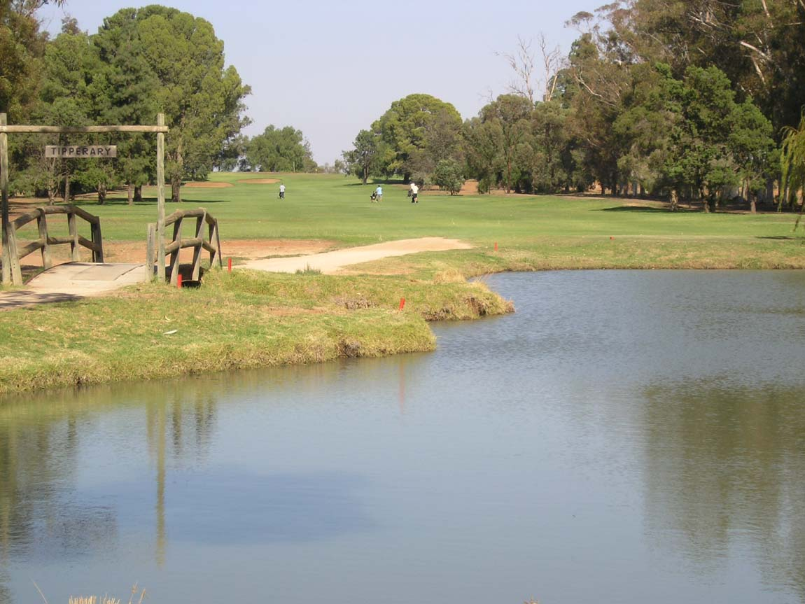 Mildura Golf Resort, The Murray, Victoria, Australia