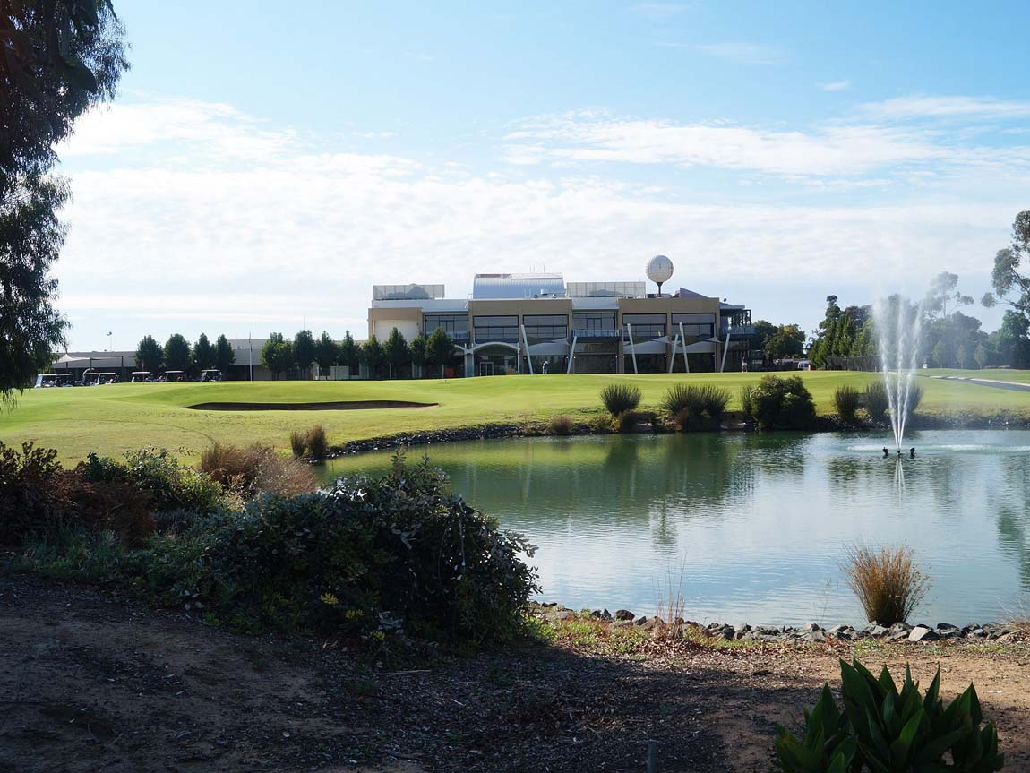 Rich River Golf Resort, The Murray, Victoria, Australia