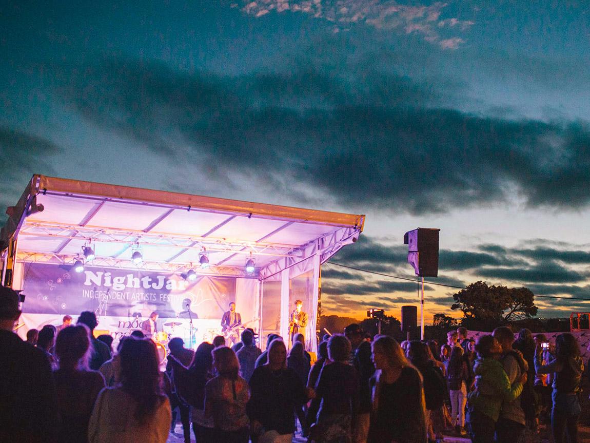 Nightjar Festival, Great Ocean Road, Victoria, Australia
