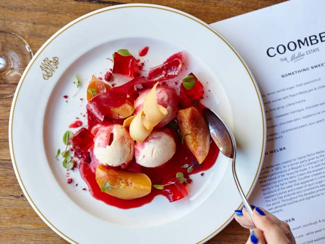 Food at Coombe, The Melba Estate - The Urban List
