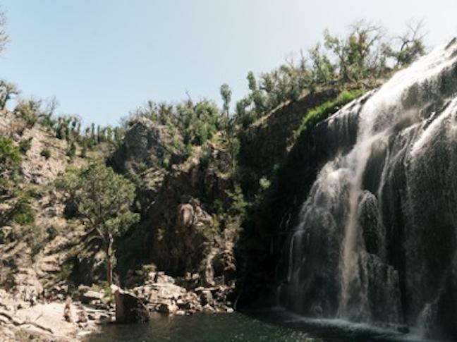 MacKenzie Falls, Grampians, Victoria, Australia. Photo: Brook James for Broadsheet