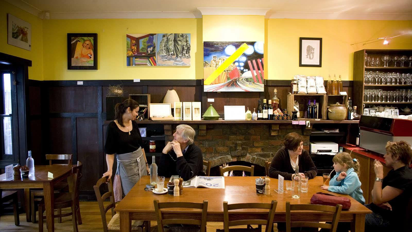 Ripe Cafe, Yarra Valley and Dandenong Ranges, Victoria, Australia