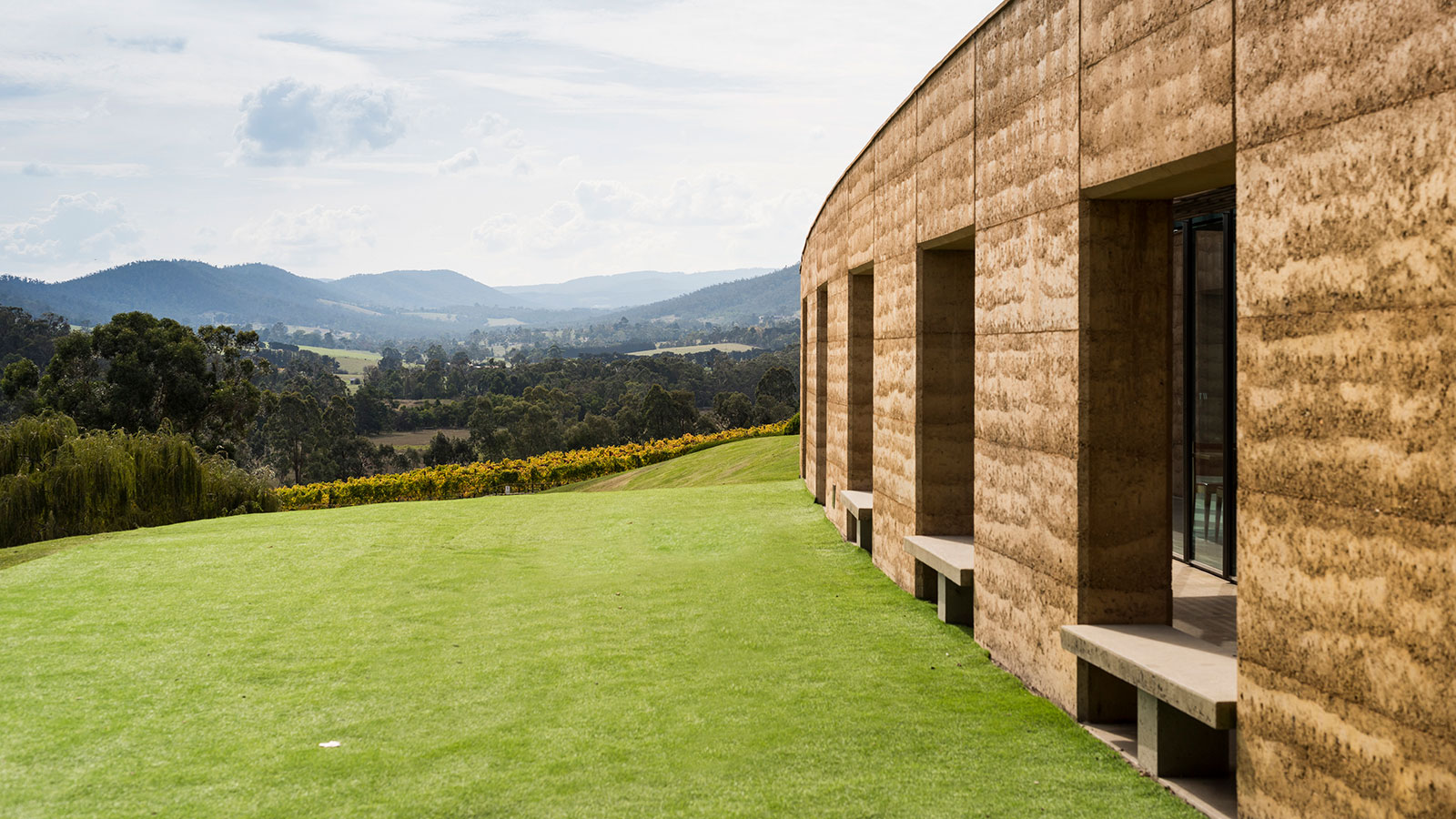 TarraWarra Estate, Yarra Valley and Dandenong Ranges, Victoria, Australia