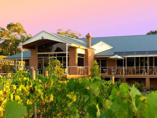 Wild Cattle Creek Estate WInery