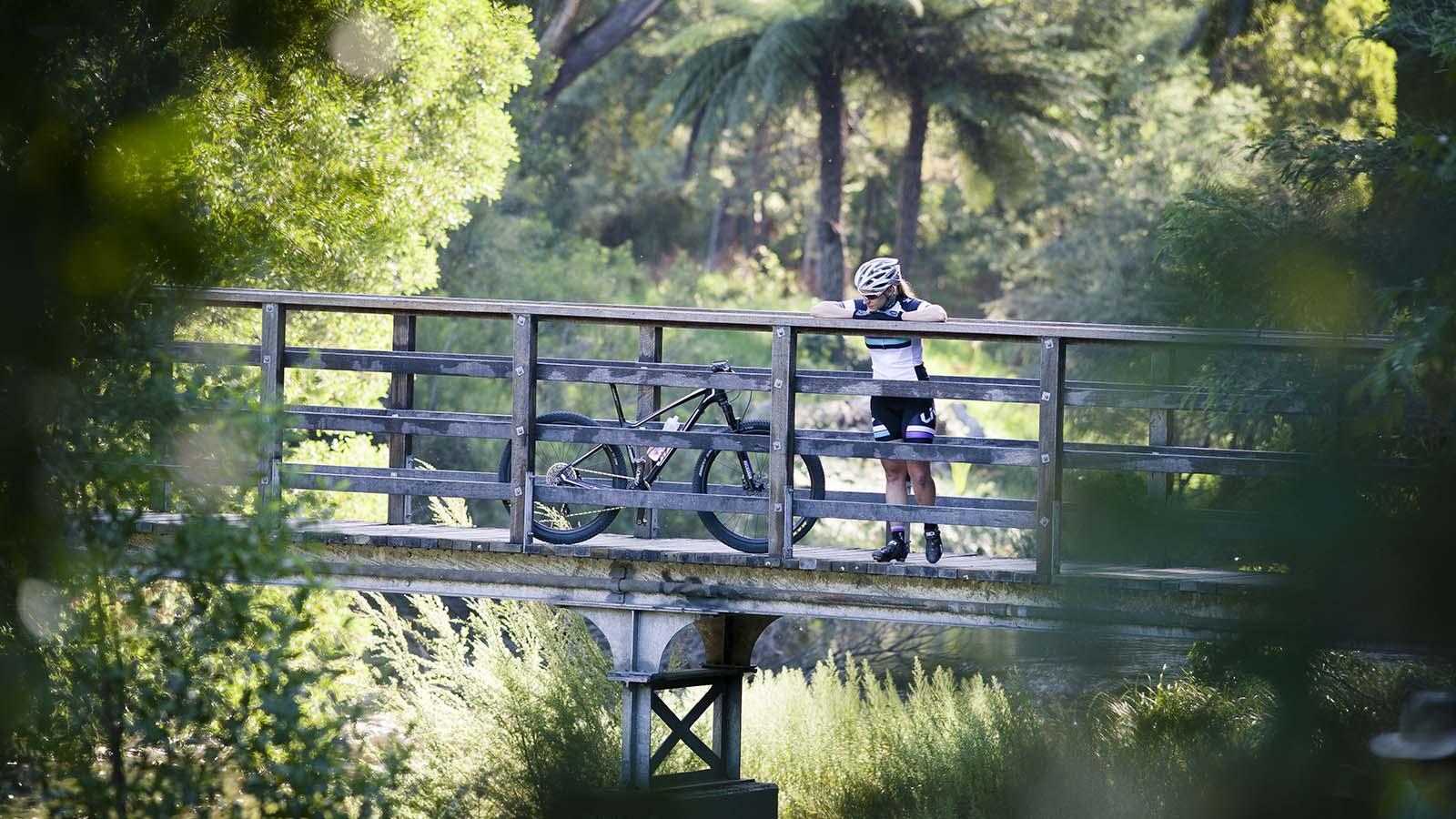 Warburton Rail Trail, Yarra Valley & Dandenong Ranges, Victoria, Australia