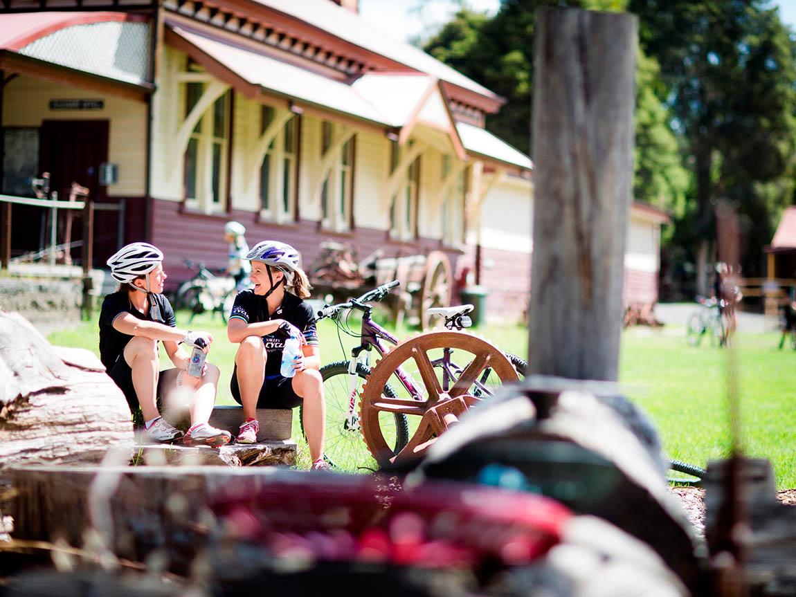 Yarar Valley Bike Hire, Yarra Valley and Dandenong Ranges, Victoria, Australia