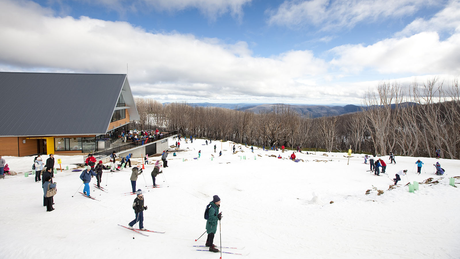 Lake Mountain Alpine Resort, Yarra Valley & Dandenong Ranges, Victoria, Australia