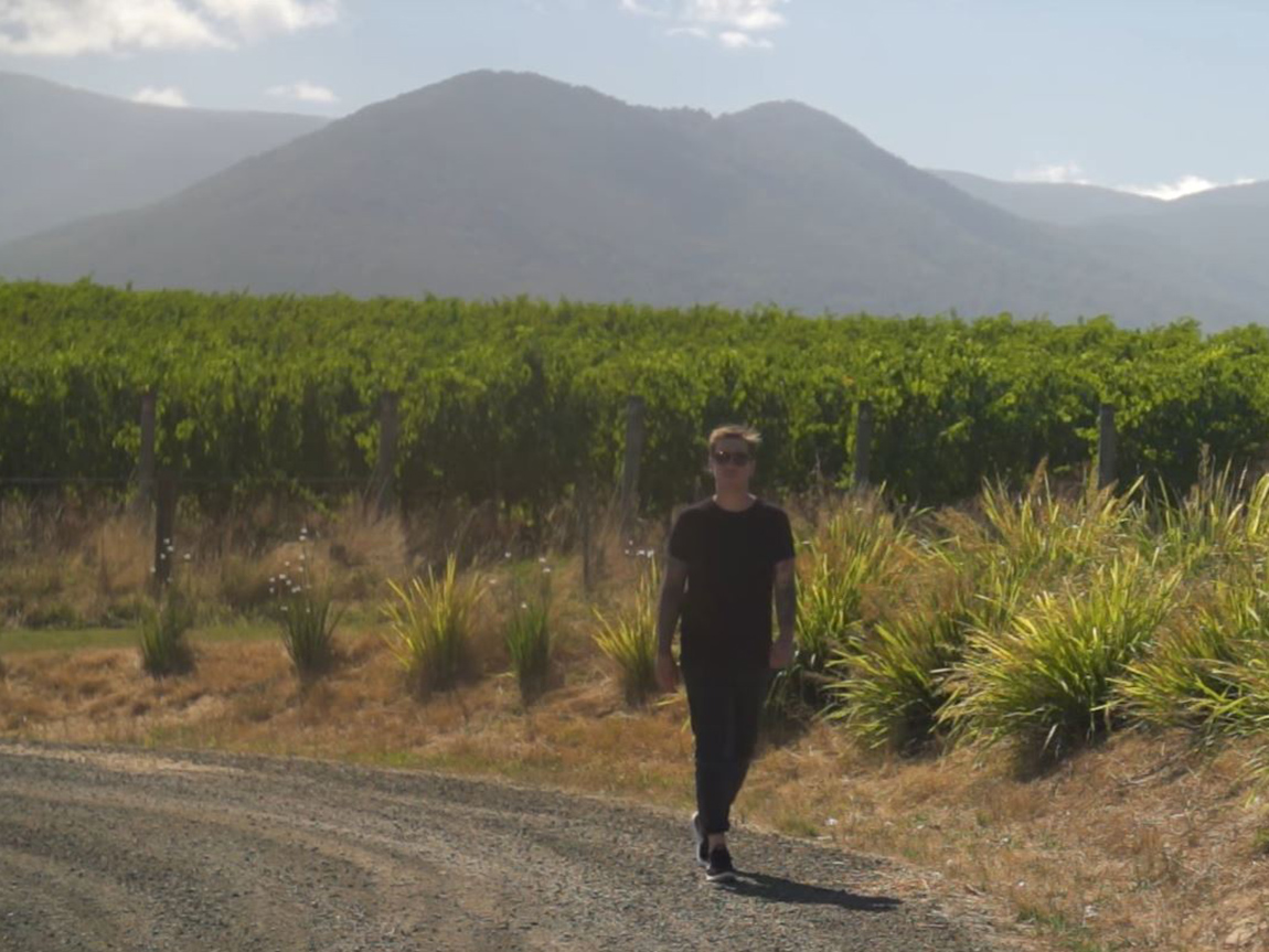 Matt Stone, Yarra Valley & Dandenong Ranges, Victoria, Australia